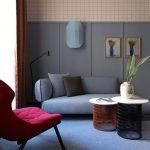 أريكة صغيرة و مقعد - 494973