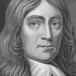 الاديب والشاعر الأنجليزي جون ميلتون