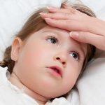 أسباب سخونة الجسم لدى الأطفال