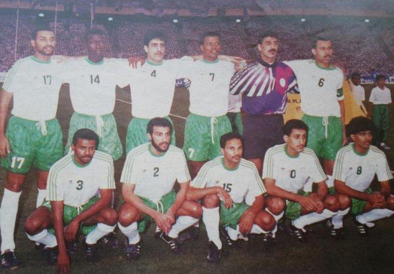 تشكيل المنتخب السعودي المشارك في كأس القارات