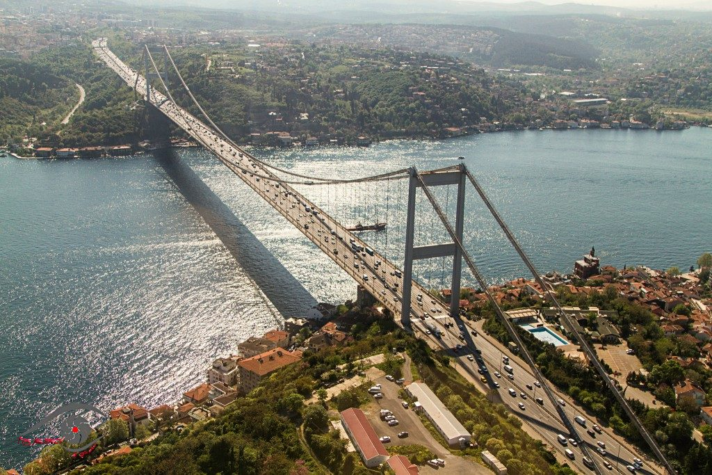 جسر البوسفور Bosphorus Bridge