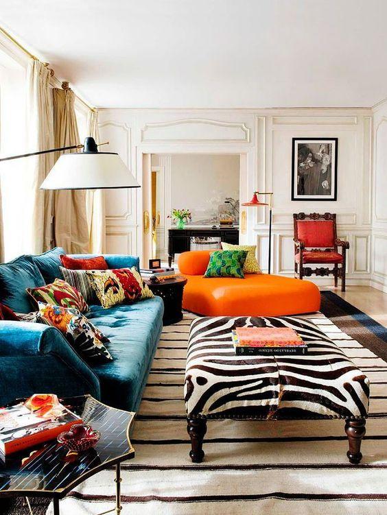غرفة معيشة مميزة