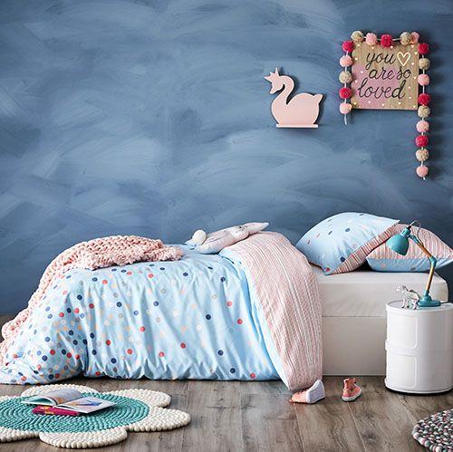 غرفة نوم صغيرة