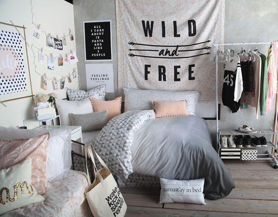 غرف نوم رمادي | المرسال