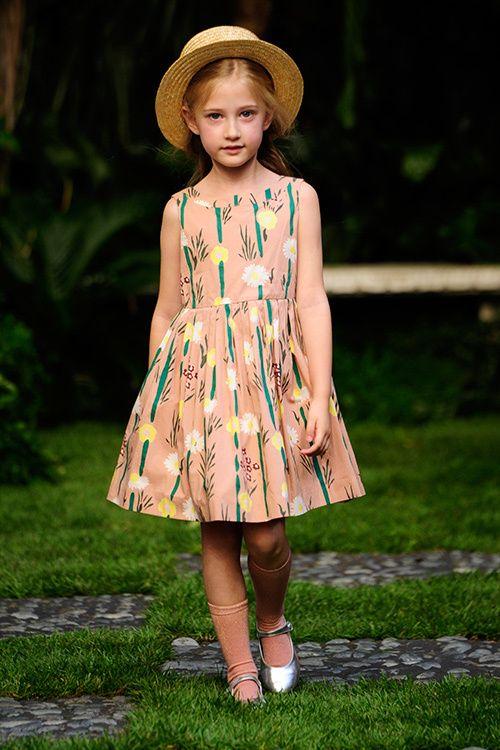 فستان-منقوش-بالزهور-
