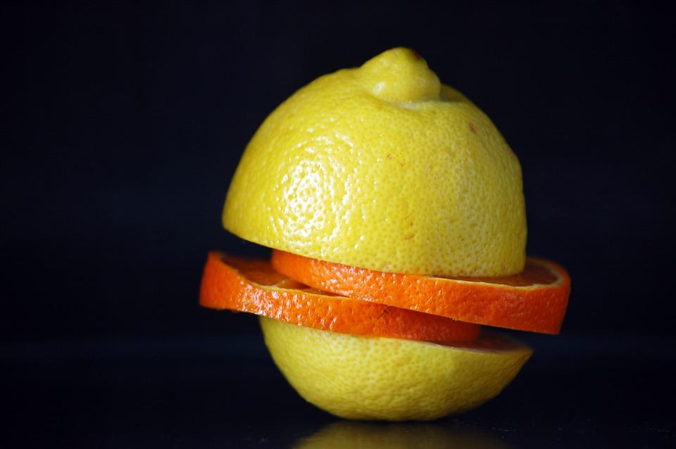 طريقة صبغ الشعر باستخدام عصير الليمون