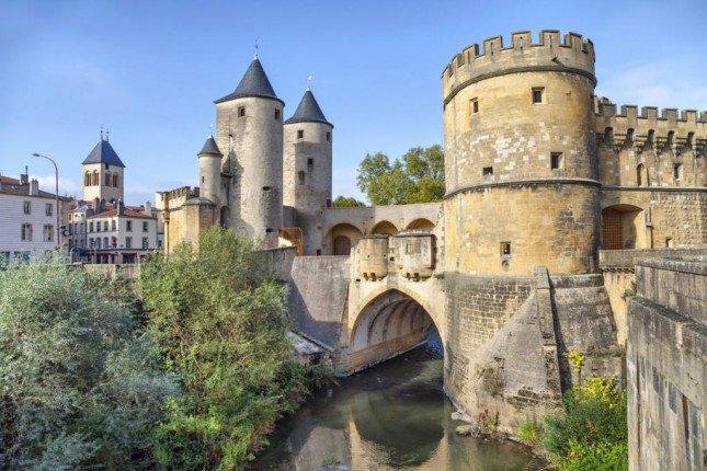 مدينة ميتز الفرنسية وأهم الأماكن السياحية بها