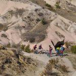 أماكن مذهلة لركوب الدراجات في تركيا