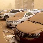 نصائح لتجنب أضرار الغبار على طلاء السيارة