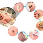 نصائح هامة للعناية بالحبل السري لطفلك