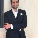 سيرة الإعلامي والكاتب الأماراتي  ياسر حارب