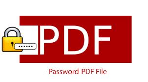 حماية الملف عن طريق إنشاء كلمة سر