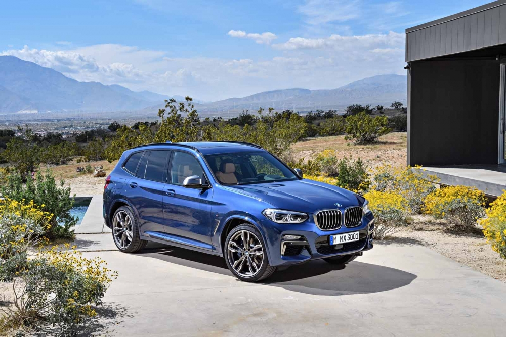 New Car BMW X3 2018