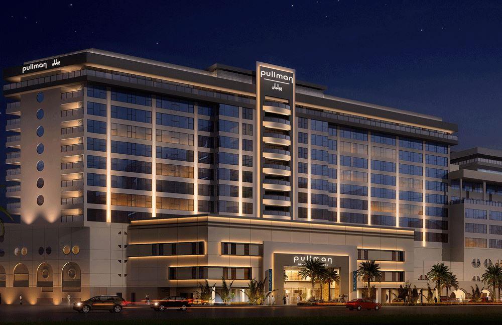 فندق بولمان سيتي سنتر الديرة في دبي