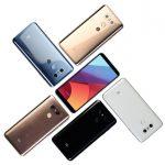 ال جي تكشف رسميا عن +LG G6 النسخة الجديدة