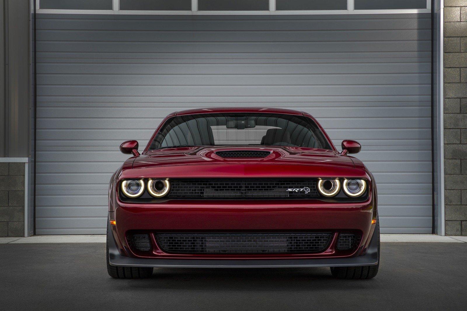 Dodge Challlenger Hellcat 2018