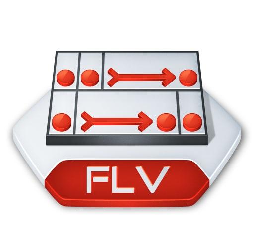 تحويل صيغة الفيديو إلىFLV لتقليل حجمه