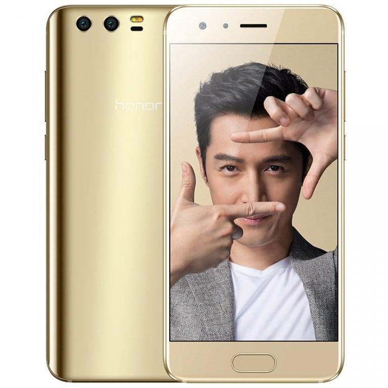 Huawei Honor 9 سيأتي بالعديد من خيارات الالوان و التي منها الذهبي