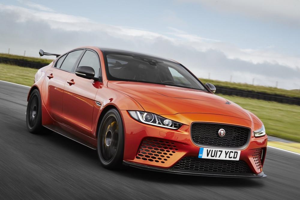New Car Jaguar XE SV Project 8 2018