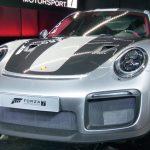 بورش 911 GT2 RS 2018 اقوى فئة بمحرك 640 حصان