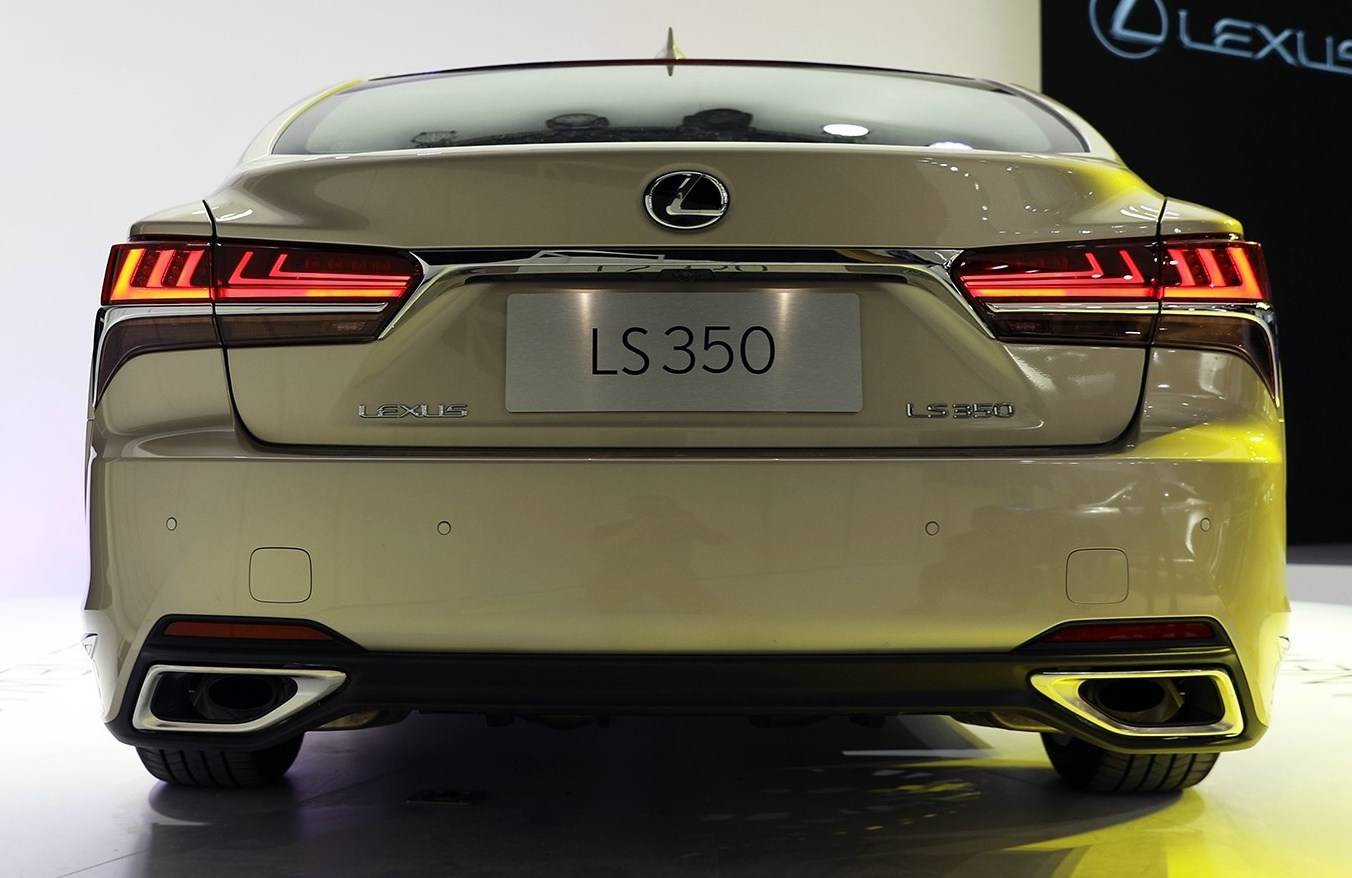 Lexus Is 350 2018 >> لكزس LS 350 2018 .. نسخة مخصصة للصين | المرسال