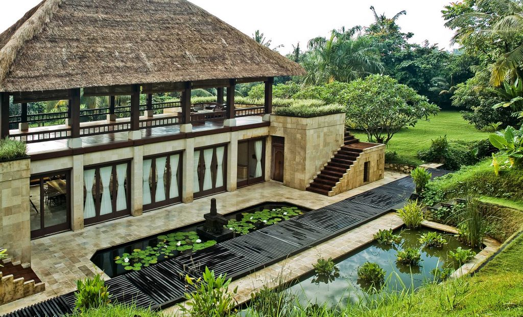 The Bali Purnati Center for the Arts