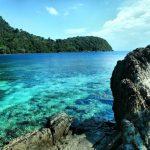 جزيرة تينجول الماليزية