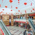 سوق التنين الصيني في دبي بالصور