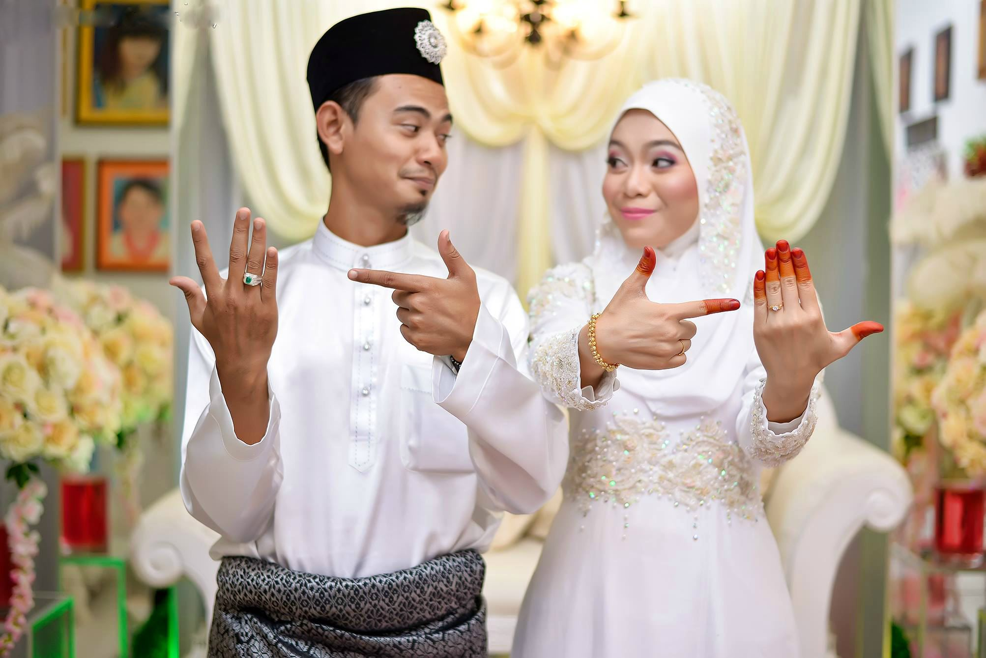 Картинки по запросу ماليزيا زواج