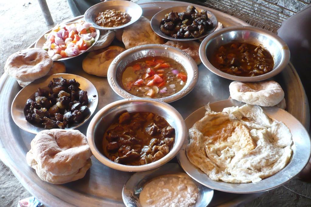 أكلات سودانية شعبية رائعة المرسال