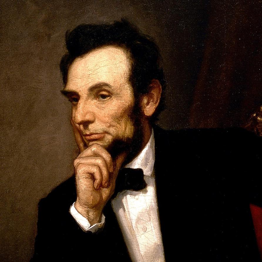قصة نجاح بعد فشل ذريع ابراهام-لينكولن