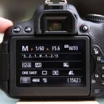 اعدادات كاميرا كانون 700d - 503057