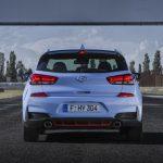 التصميم الخلفي للسيارة هيونداي I30 N 2018 - 503383