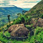 وادي بليم  بمدينة بابوا أخر حدود اندونيسيا