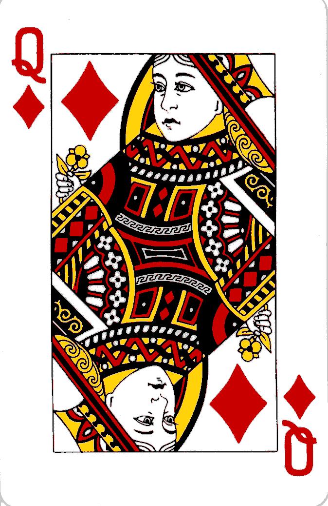 الملكات الاربعة