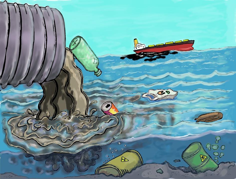 بحث عن تلوث المياه مقالات