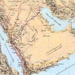 المسافات بين المدن السعودية