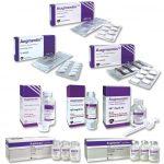 جميع اشكال و جرعات المضاد الحيوي اوجمنتين المتوفرة بالاسواق