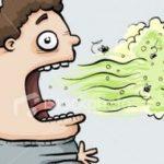 أسباب رائحة النفس الكريهة