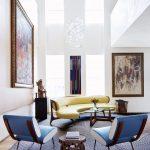 غرف جلوس مودرن من تصميم ايمي لاو Amy Lau