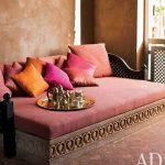 جلسات صغيرة على الطراز المغربي