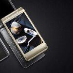 جوال Samsung W2018 الصدفي بسعر 2000 دولار