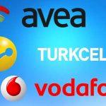 شبكات الجوال الموجودة في تركيا