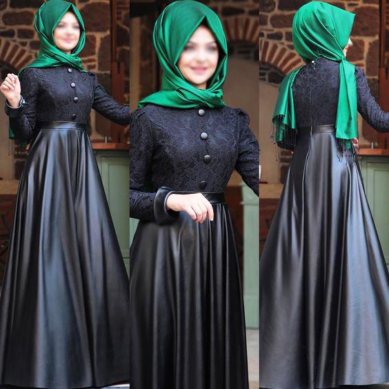 cf7118c58 أحلى ملابس محجبات تركية 2018 جديدة ومميزة | المرسال