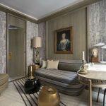 غرف جلوس جديدة من تصميم (Jean-Louis Deniot)