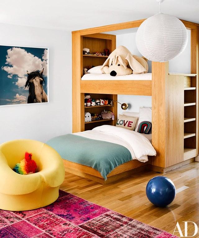 غرفة نوم أطفال عصرية