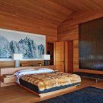 غرف نوم تجمع بين الفخامة و العصرية من تصميم Peter Marino