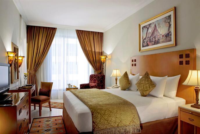 غرف نوم في فندق ياسات جلوريا للشقق