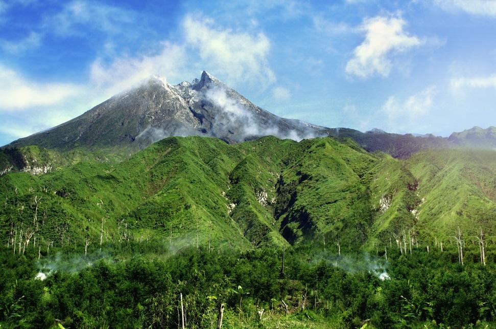 بركان غونونغ ميرابي