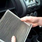 طريقة تنظيف فلتر مكيف السيارة